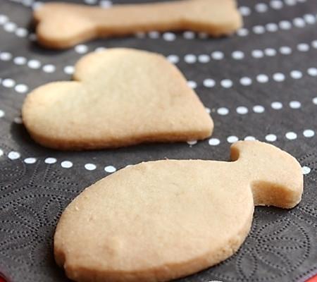 美丽厨娘- 杏仁小饼干的做法