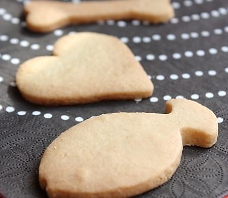 美丽厨娘- 杏仁小饼干