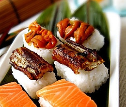 海鲜寿司的做法