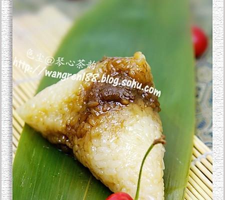 枣泥粽子的枣泥DIY的做法