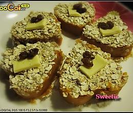 红薯燕麦饼的做法