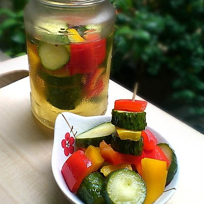 【没有泡菜坛子照样吃酸菜】-酸黄瓜