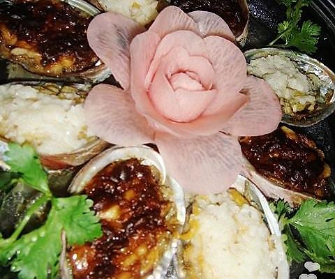 鲍鱼两吃--美丽厨娘的做法