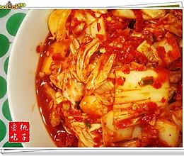 【辣不怕,不怕辣】炒韩式辣泡菜的做法
