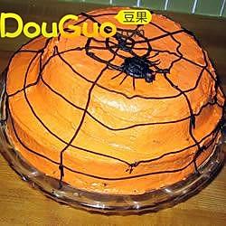 万圣节的魔法蛋糕的做法
