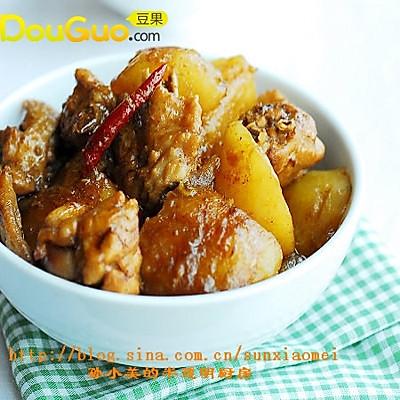 鸡翅炖土豆的做法