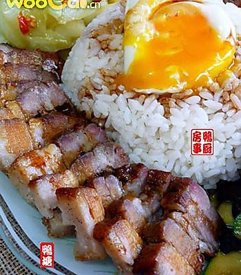 营养美味的烧肉饭的做法