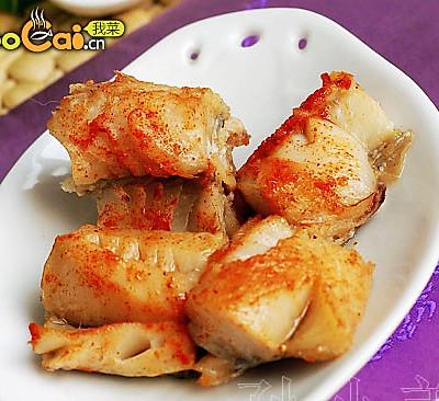 辣烤明太鱼
