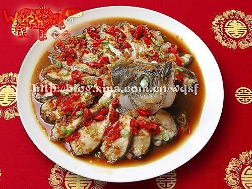 吉庆有鱼——我菜年年有鱼的做法