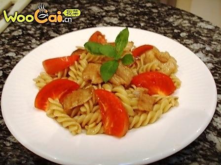 海鲜番茄意粉的做法