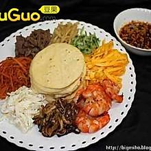 韩国宫廷料理--九节板
