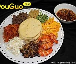 韩国宫廷料理--九节板的做法