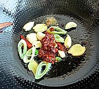 干锅香辣鱼块的做法图解6