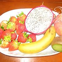 帮小孩子开胃的水果沙拉——酸奶水果沙拉的做法图解1