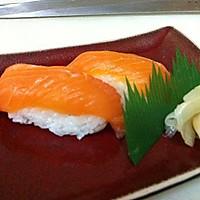 三文鱼寿司的做法图解16