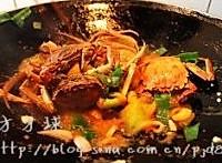 黄金咖喱蟹的做法图解6