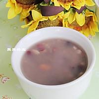 养颜红豆粥的做法图解8