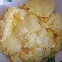 蒜黄炒滑蛋的做法图解5