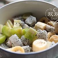 帮小孩子开胃的水果沙拉——酸奶水果沙拉的做法图解3
