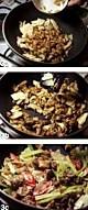 韭菜花竹笋炒肉丝的做法图解9