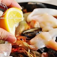 西班牙海鲜饭 Seafood Paella的做法图解9