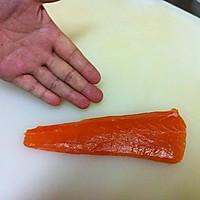 三文鱼寿司的做法图解1