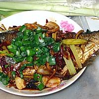 红烧鳊鱼的做法图解14