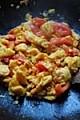番茄炒蛋加点醋更好吃的做法图解8