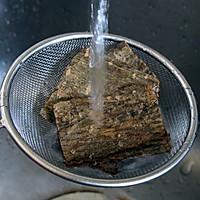 杜仲黑豆排骨汤的做法图解3