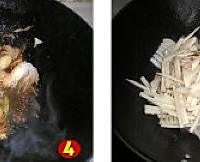 魔芋尖椒烧笋丝的做法图解3