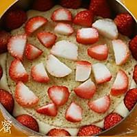 乳酪草莓蛋糕的做法图解30