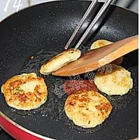 香煎土豆虾仁饼的做法图解14