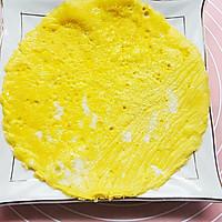 海绵宝宝蛋包饭的做法图解2