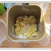 面包机做全蛋牛奶土司的做法图解2