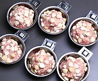 杏仁糯米猪肉丸子的做法图解3