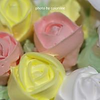 奶油玫瑰花的做法图解22
