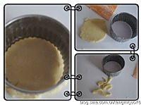 巧克力夹心酥的做法图解6