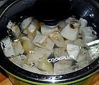 冰糖梨水的做法图解3