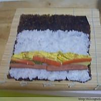 紫菜包饭的做法图解6