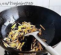 辣炒鸡胗的做法图解5