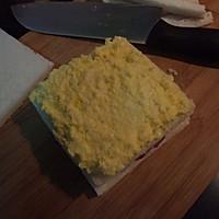 蛋黄酱三明治的做法图解3