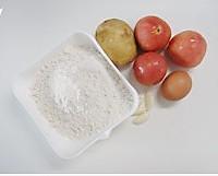 番茄汤汁烩疙瘩的做法图解1