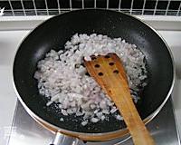 辣白菜炒饭的做法图解4