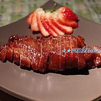 蜜汁叉烧肉的做法图解3