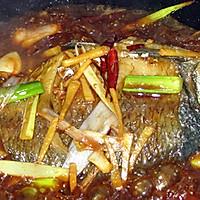 红烧鳊鱼的做法图解13