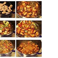 红烧肉炖土豆的做法图解2