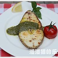 青酱煎银鳕鱼的做法图解6