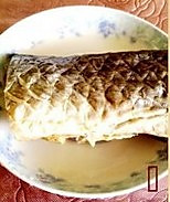 糖醋腊鱼的做法图解1