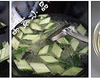 黄瓜蛋花汤的做法图解2