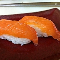 三文鱼寿司的做法图解15